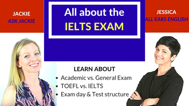 All about the IELTS Exam!
