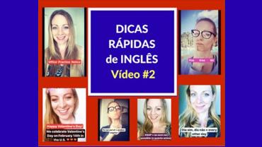 Dicas Rápidas do Instagram e Facebook Vídeo #2