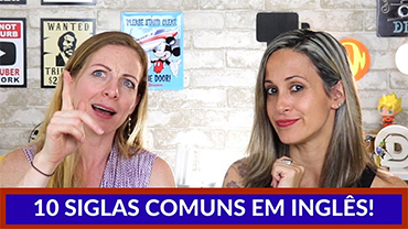 10 SIGLAS que facilitam a COMUNICAÇÃO! Feat: TEACHER ALLIE