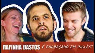 Rafinha Bastos é engraçado em inglês? Feat. Gavin do SmallAdvantages!