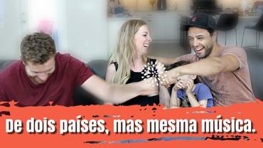 """""""Músicas brasileiras que na verdade são gringas"""" ft Tim explica e Descobri a América"""