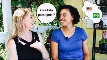 Fluent in 6 months!? Is it possible?! Feat. Our Brazilian Life!