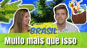 Estereótipos X Realidade do Brasil